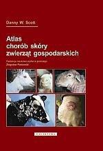 Atlas chorób skóry zwierząt gospodarskich