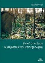 Zieleń cmentarzy w krajobrazie wsi Dolnego Śląska