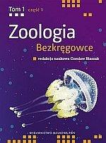 Zoologia Bezkręgowce tom 1 część 1 Nibytkankowce-pseudojamowce