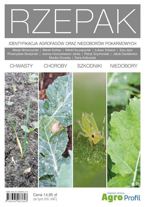 Rzepak Identyfikacja agrofagów oraz niedoborów
