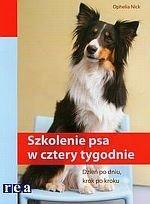 Szkolenie psa w cztery tygodnie
