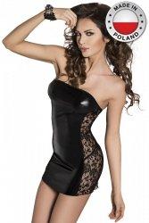 VENA DRESS czarna sukienka