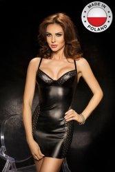 KIMBRA DRESS czarna sukienka