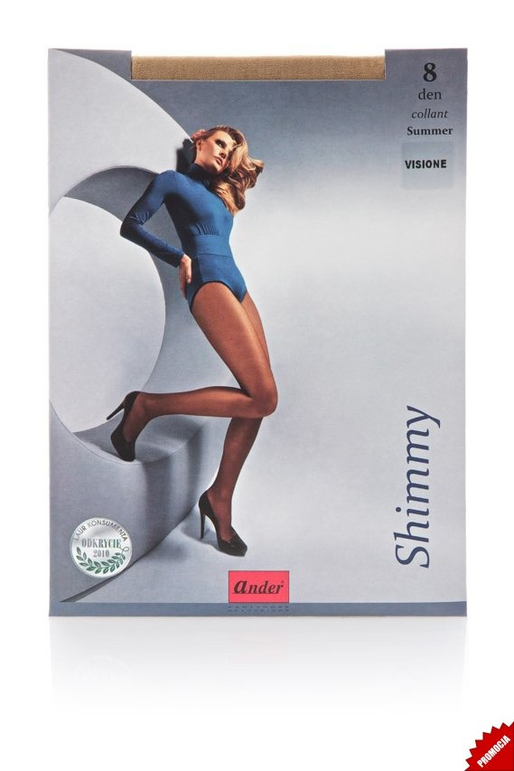 rajstopy SHIMMY - visone