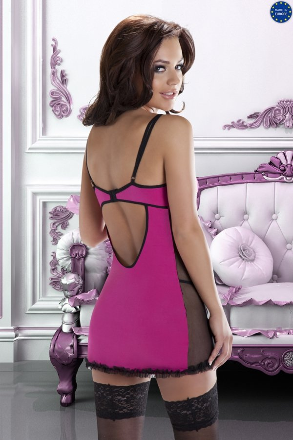 PINKY CHEMISE