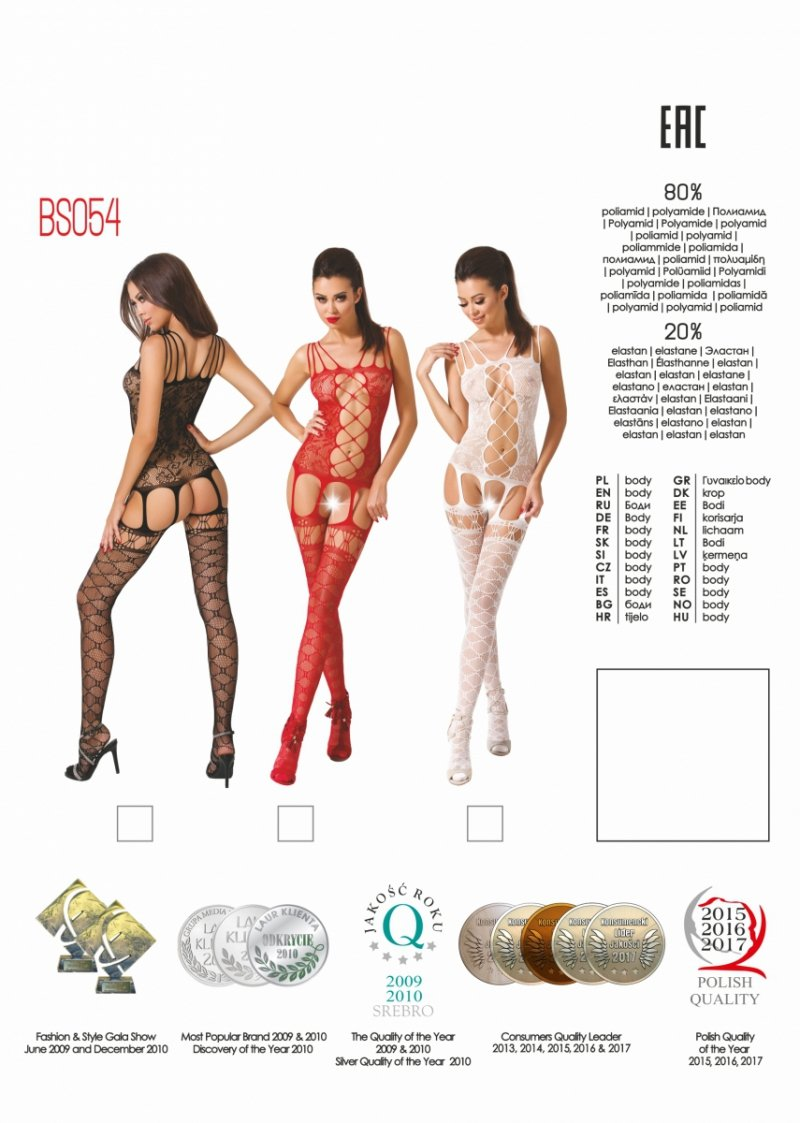 BS054 bodystocking