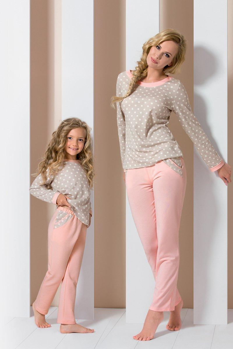 PY107 piżama dziewczęca