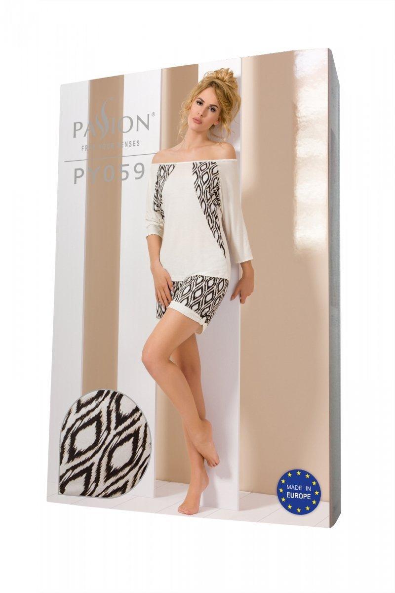 PY059 piżama damska