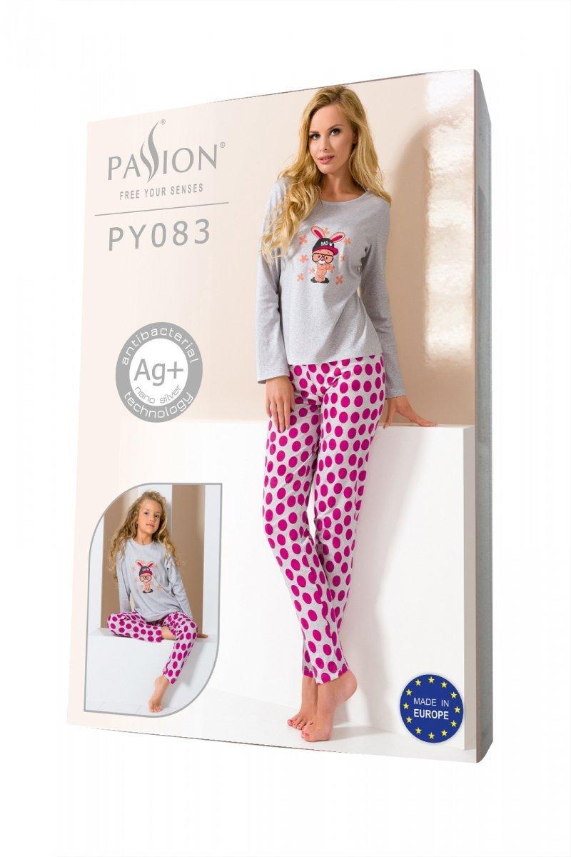 PY083 piżama damska