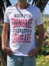 Tshirt  - Uomo - Con scritta  - Divertente  - Gogolfun.it