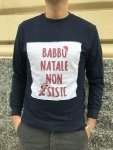 Felpa Natalizia - Babbo natale non esiste!