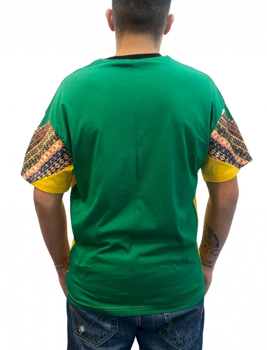 save off a5aa9 7214f Magliette uomo Brazil - Tshirt uomo - Shopping - Gogolfun.it