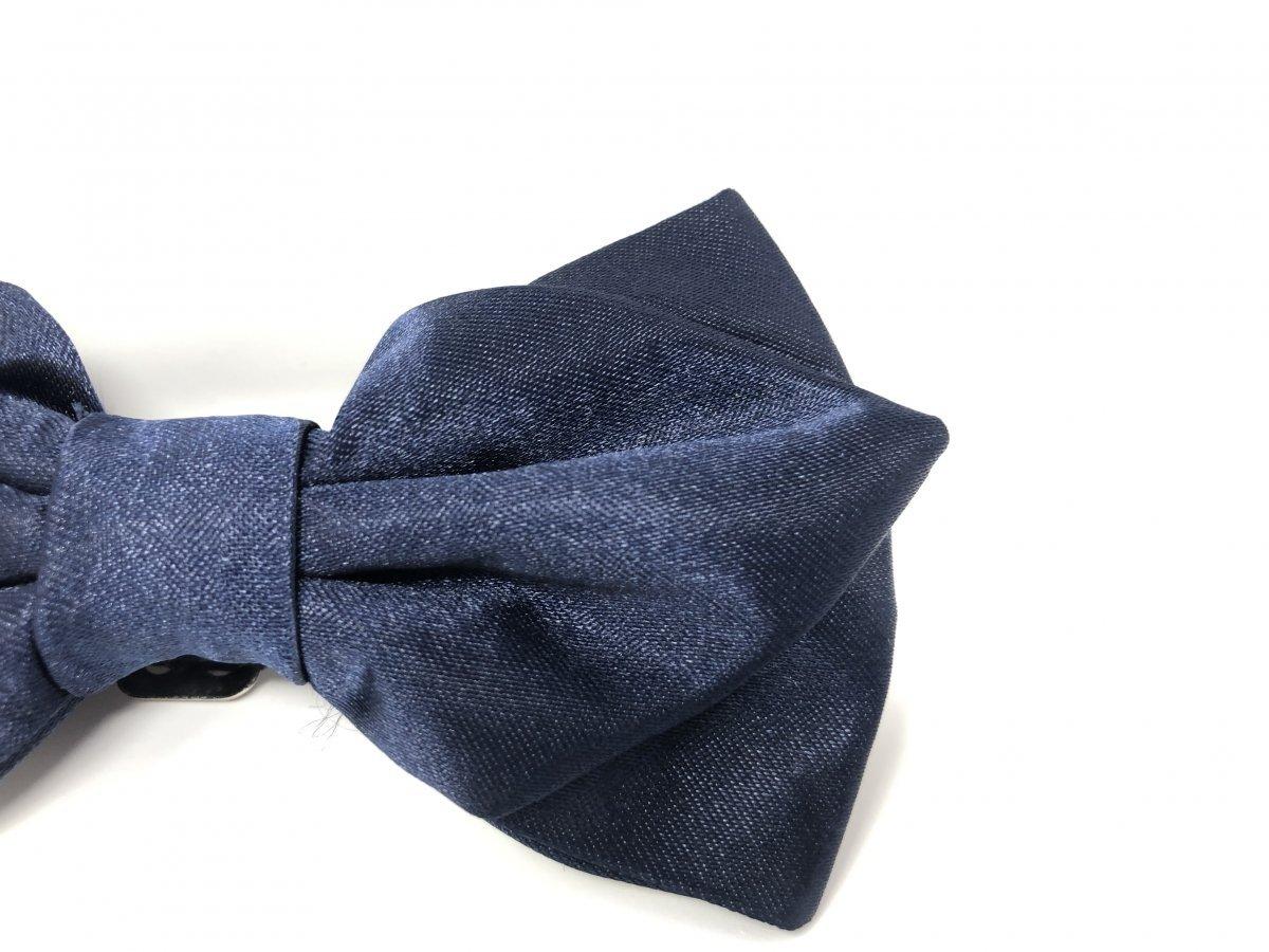 Papillon blu - In raso - Accessori da uomo - Shop Gogolfun.it