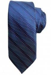 Cravatta - Uomo - Blu elettrico -