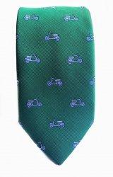 Cravattino - Verde - Disegno Vespa