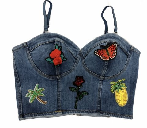 Croptop - Top donna - Jeans - Sottogiacca donna - Gogolfun.it