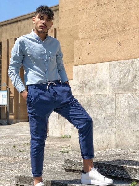 Pantalaccio uomo - Pantaloni con pences - Shop online - Gogolfun.it