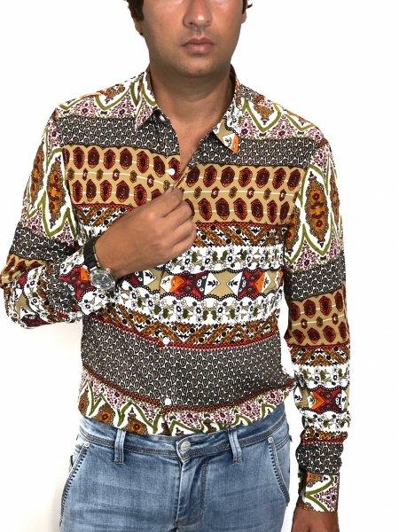 Camicie, in viscosa - Abbigliamento uomo gogolfun.it