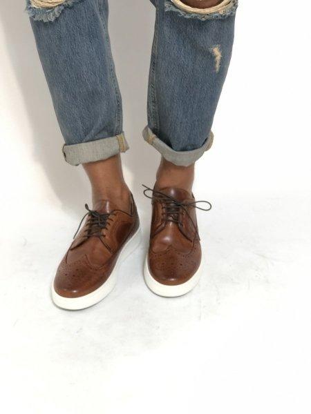 Jeans uomo strappati, boyfreind - Lavaggio sabbiato - Negozio di abbigliamento Gogolfun.it