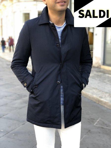 Cappotto uomo - Blue - Gogolfun.it