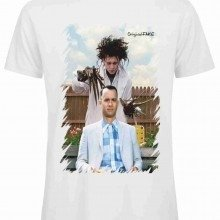 T shirt uomo - Edward Mani di forbice - Gogolfun.it