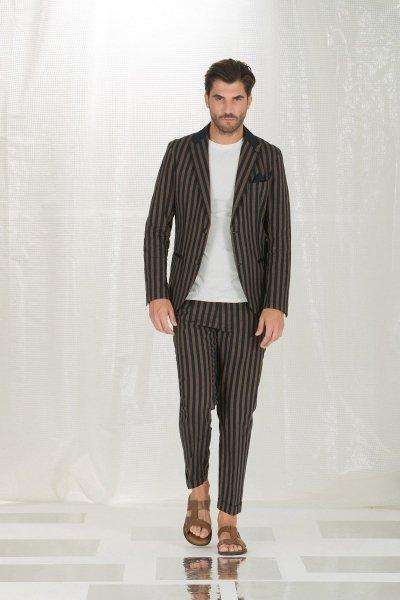 Pantalone Uomo - Pantaloni slim - Paul Miranda - Gogolfun.it
