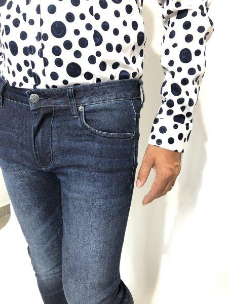 Jeans uomo, Key jey - Skinny