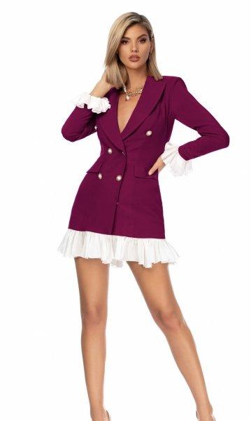 Vestito corto elegante - Blazer - Vestiti corti - Gogolfun.it