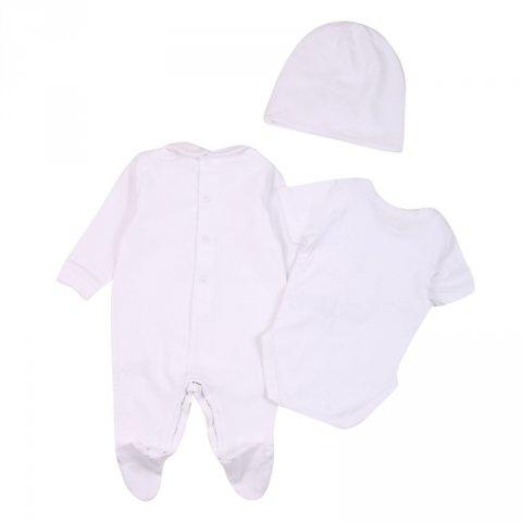 Completino neonato - Pagliacietto - Body - Cuffia - Gogolfun.it