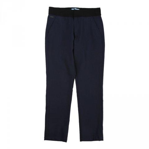 Pantaloni neri, bambino - Lanvin - Abbigliamento bambini - Gogolfun.it