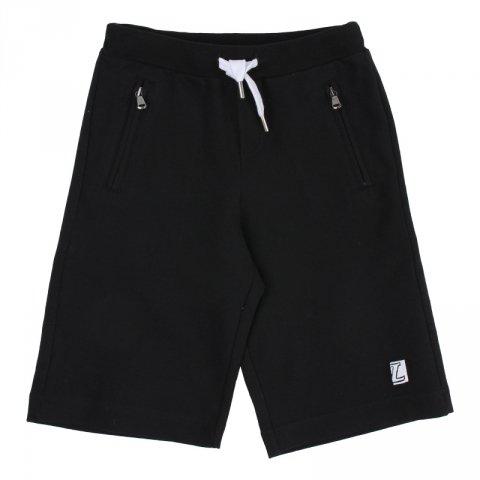 Pantaloncini neri, bambino - Lanvin - Abbigliamento bambini - Gogolfun.it