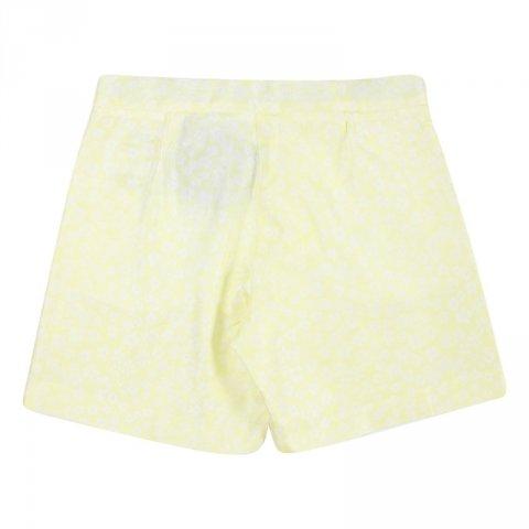 Shorts gialli bambina - Lanvin