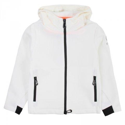 Giubbotto bianco, bambino - Suns  - Abbigliamento bambini - Gogolfun.it