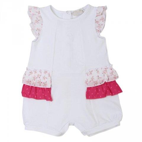 Body bianco, neonata - Lalalù - Abbigliamento bambino online - Gogolfun.it