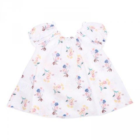 Abito fantasia fiori neonata - Kids Company - Gogolfun.it