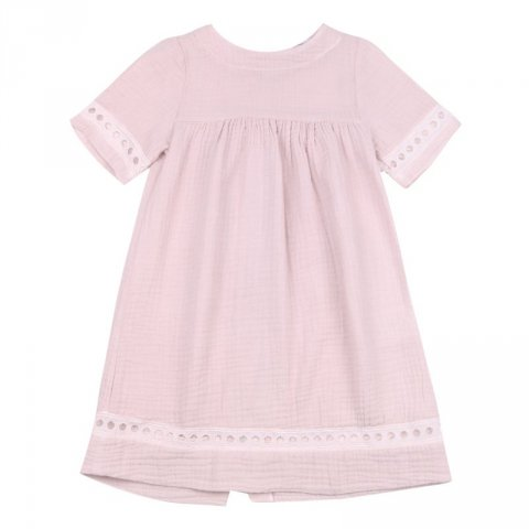 Abito rosa antico neonata - Kids Company - Abbigliamento bambini online - Gogolfun.it