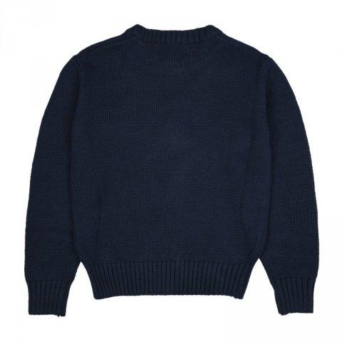 Maglione bimbo blu, con Bandiera Americana - Abbigliamento bimbi gogolfun.it