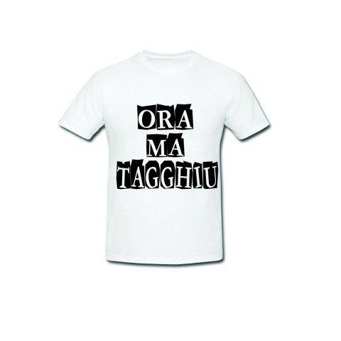Maglietta ironica - Scritta calabrese - T shirt uomo - Gogolfun.it