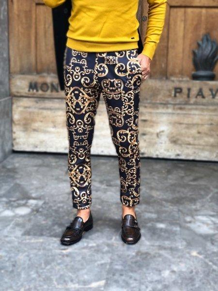 Pantaloni uomo particolari, Eleganti neri