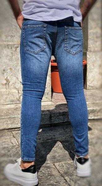 Jeans uomo slim -  Reggio Calabria abigliamento - Gogolfun.it