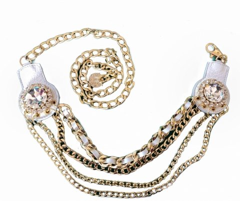 Cintura gioiello - Roberta Biagi - Cintura elegante - Gogolfun.it