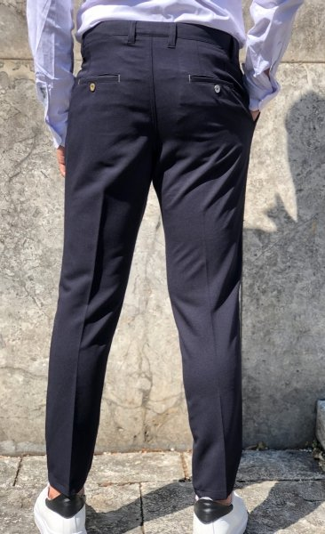 Pantaloni uomo con pences - Pantalone - Shop - Gogolfun.it
