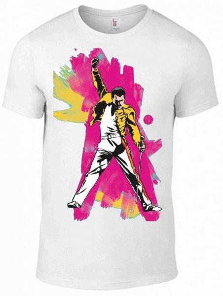 T shirt - Freddy Mercury - Gogolfun.it