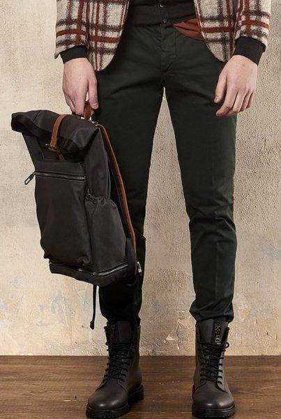 Pantaloni verde - Abbigliamento gogolfun.it