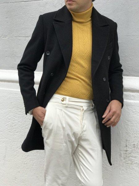 Pantaloni bianchi, uomo - Pantaloni uomo - Pantaloni chino - Abbigliamento online - gogolfun.it