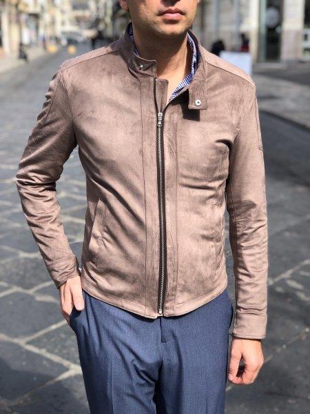 Paul Miranda - Giubbotto beige - Negozi Reggio Calabria - Gogolfun.it