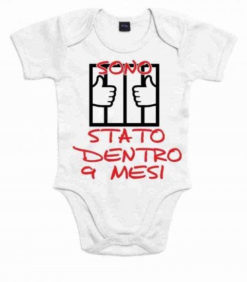 Body neonato - Abbigliamento neonato - Gogolfun.it