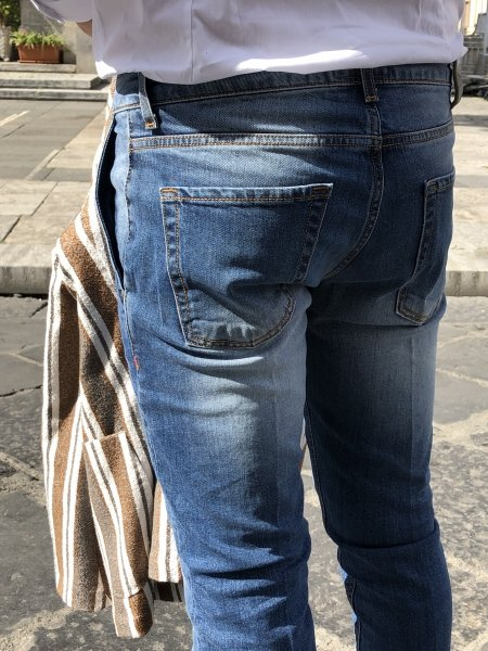 Paul Miranda - Jeans uomo - Slim