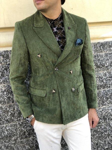 Giacca, velluto - Abbigliamento uomo gogolfun.it