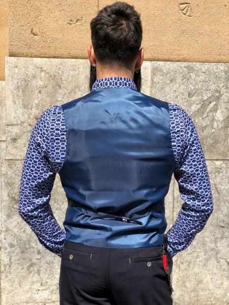 Sottogiacca uomo blu - Gilet uomo - Abbigliamento uomo - Gogolfun.it